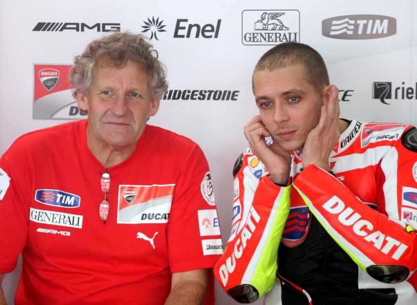 "MotoGP Ducati, Burgess: ""Giusto fare i test con i top riders"""