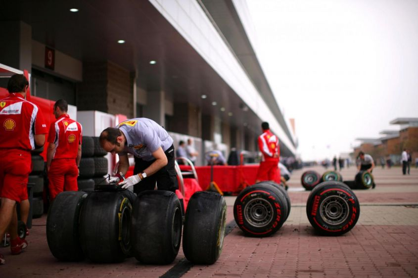 "GP Corea F1 2013: Pirelli anticipa ""problemi"" di gomme! [VIDEO]"