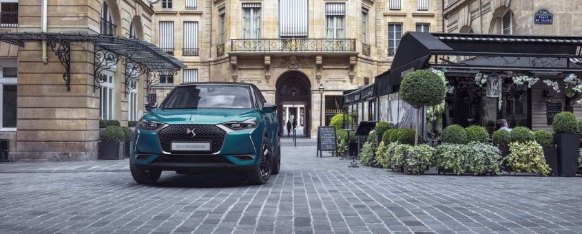 DS 3 Crossback, il SUV compatto in salsa premium