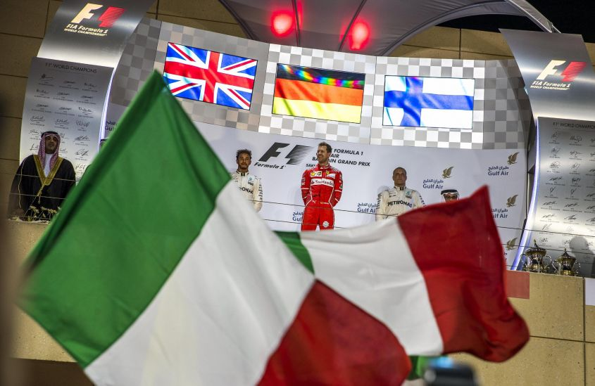 GP Bahrain F1 2018: favoriti