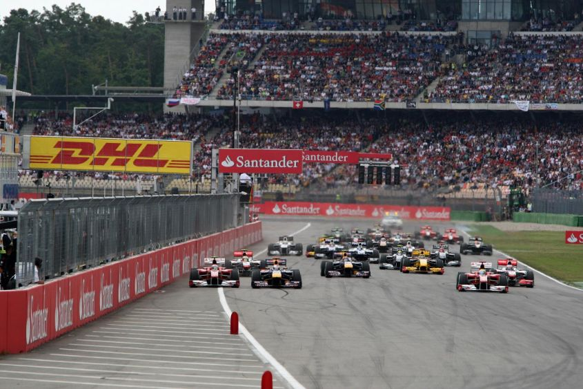 GP Germania F1 2012: orario in Tv e previsioni meteo