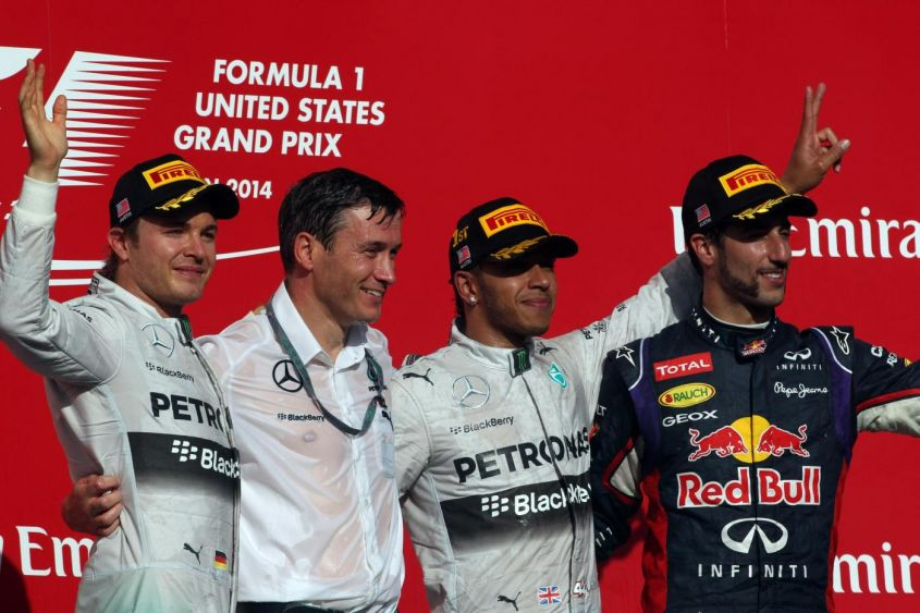 GP USA F1 2014: le Pagelle da 10 a 0! [FOTO]