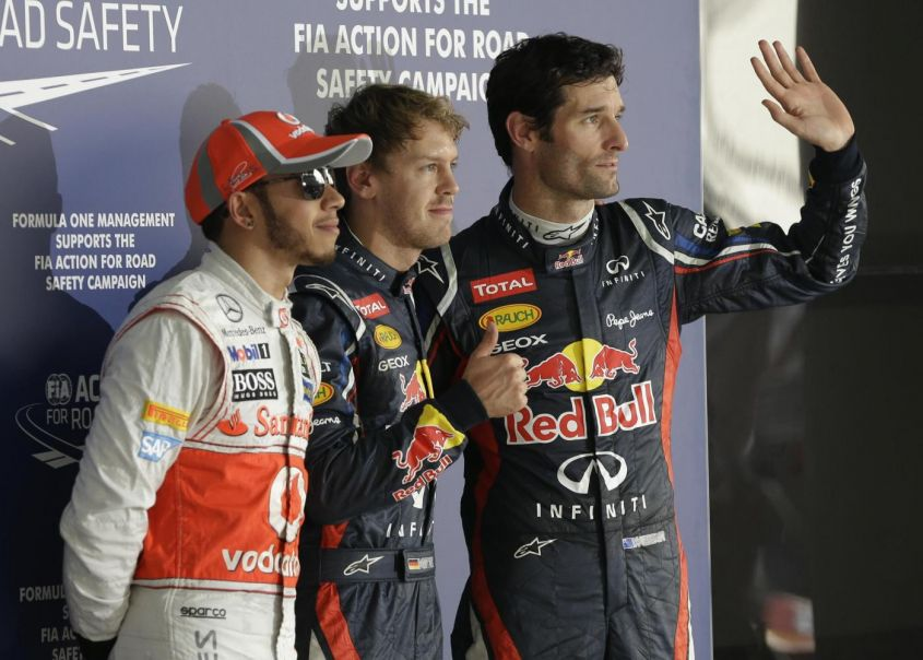 GP Abu Dhabi F1 2012, qualifiche: Hamilton in pole position! Ferrari 7a con Alonso