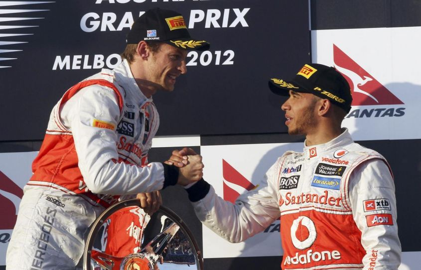 McLaren, Button vs Hamilton: e se la coppia scoppia?