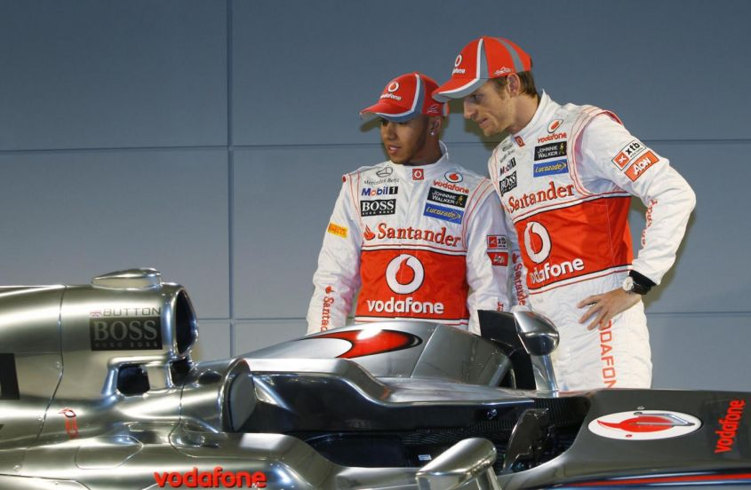 McLaren MP4-27: i commenti di Hamilton e Button