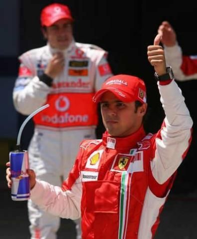 GP di Turchia: pole position per Massa