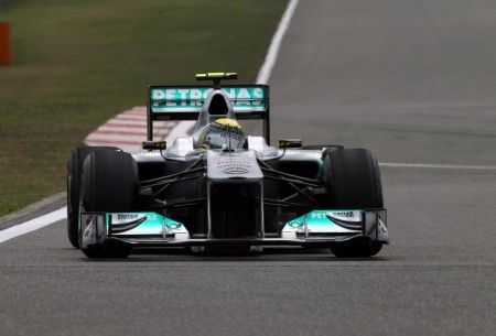 F1 2011: la Mercedes GP cambia tattica e si prepara a vincere