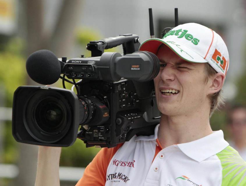 F1 2012, Force India lascia Sutil: arriva Hulkenberg