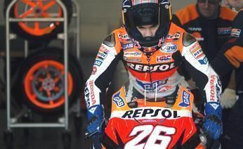 MotoGP Mugello. Warm Up: Pedrosa Show, Stoner e Rossi dispersi