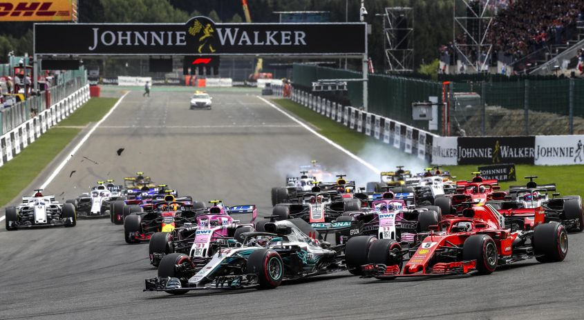 GP Belgio F1 2018: pagelle da Spa-Francorchamps