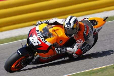 MotoGp Italia 2010: Pedrosa irresistibile nel 1° GP dell'Era post Rossi