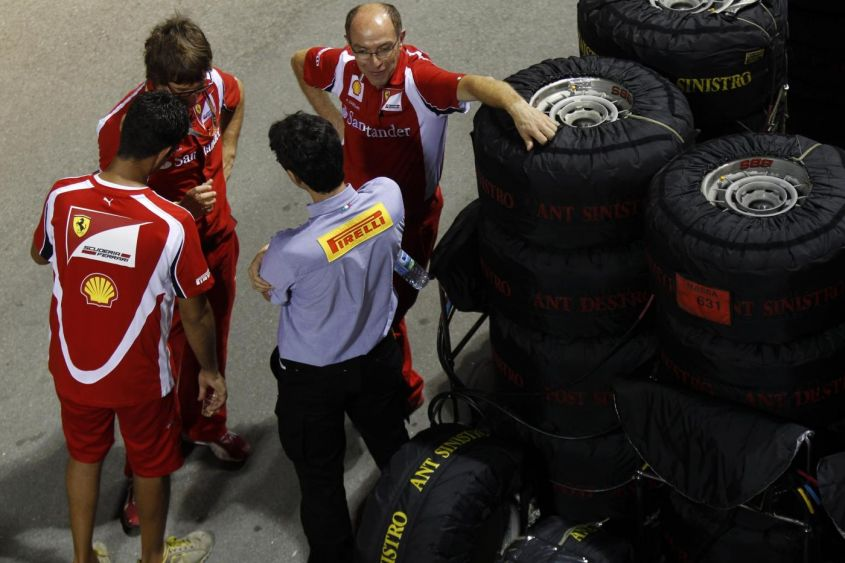 GP Singapore F1 2014, Pirelli: gara lotteria con molte strategie possibili