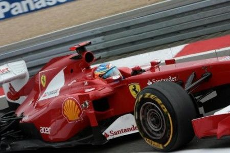GP Germania F1 2011, prove libere: sfida Ferrari-Red Bull