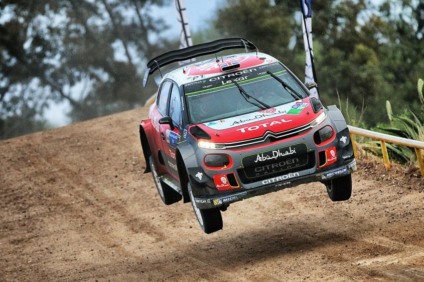 rally messico 2018 citroen c3 wrc