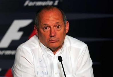 Imminente l'addio di Ron Dennis alla McLaren