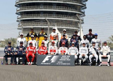 F1 2010: la classifica degli stipendi dei piloti