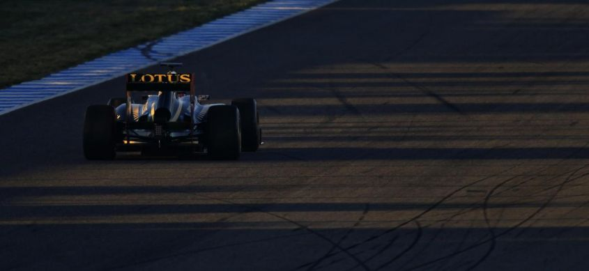 Test F1 2012 a Jerez, day 1: i top team vanno piano e raccolgono dati!