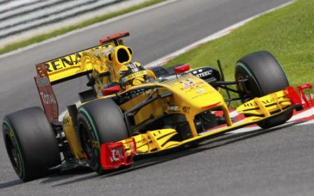 F1 2010, Renault: indecisi sull'F-Duct a Monza