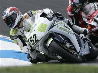 MotoGp 2008: James Toseland