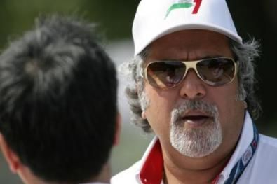 Force India: Vijay Mallya ha grandi sogni